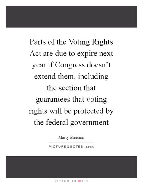 section 2 of the voting rights act marty meehan quotes sayings 22 quotations