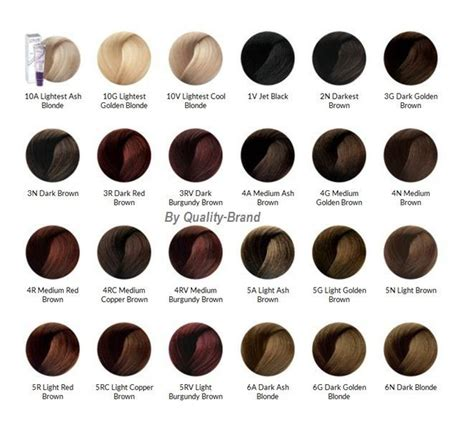 ion colors best 25 ion hair color chart ideas on ion
