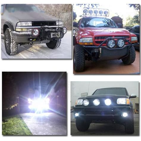 Road Driving Lights by 2 X 7inch 100w Driving Lights Hid Xenon Spot 4x4 Road