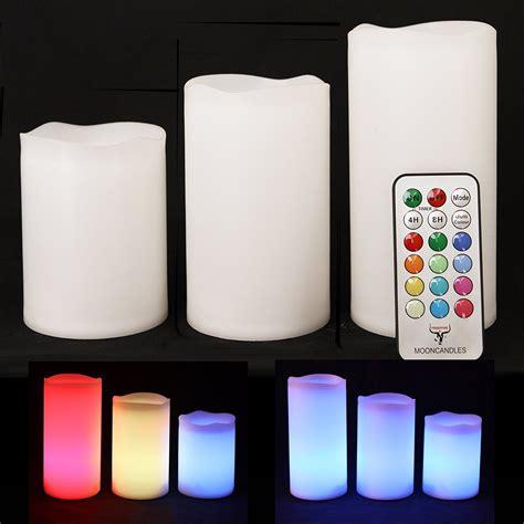 creare candele colorate candele con telecomando colorate idee regalo