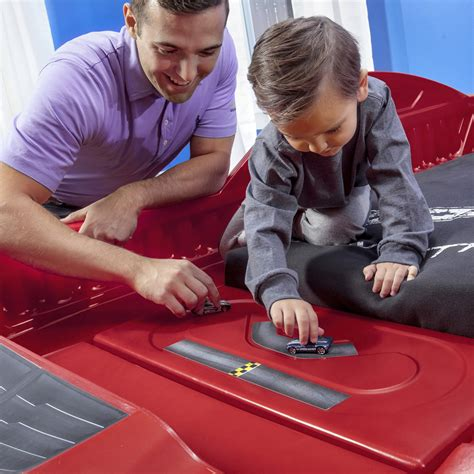 step2 corvette bed assembly corvette z06 toddler to bed bed step2