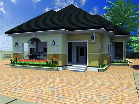 four bedroom bungalow design 4 bedroom bungalow design 28 images 4 bedroom house