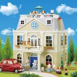 sylvanian families grand hotel 163 130 00 hamleys for