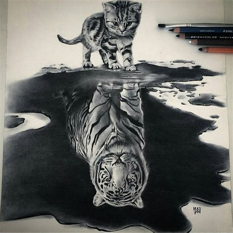 Cool Things To Draw With Charcoal by 9 Cool Pencils Drawings By Daily Artistiq Pencils Sketches