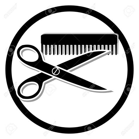 symbols in haircuts haircuts clipart clipground