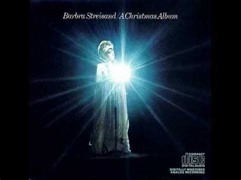 barbra streisand jingle bells 1 quot jingle bells quot barbra streisand a christmas album