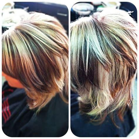 images of mocha brown hair color blonde highlights with dark mocha brown hair color hair