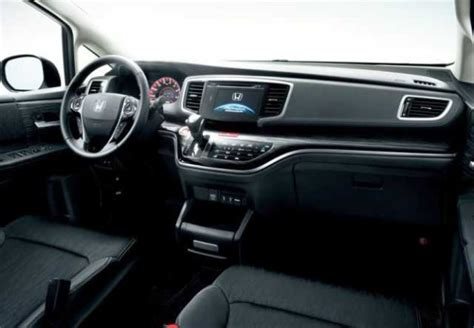honda odyssey inside 2016 honda odyssey changes photos pictures price