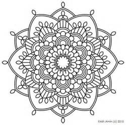 mandala coloring pages for 25 best ideas about mandala coloring pages on