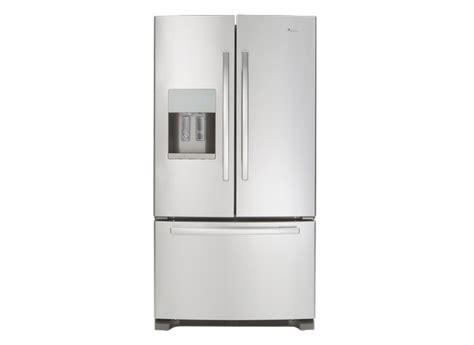 consumer reports refrigerators door amana afi2539erm refrigerator consumer reports