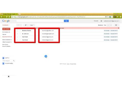 format csv import contact gmail how to add contacts to gmail using a csv file 6 steps