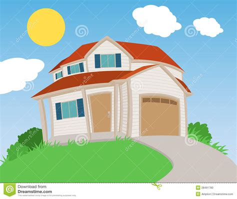 sweet house sweet house stock photos image 28491783