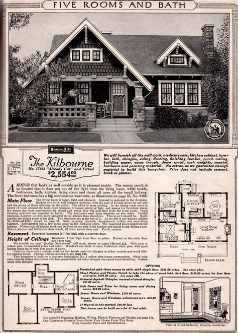 258 best images about vintage home plans on