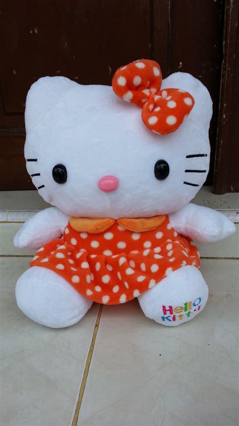 Boneka Hello Pink Polka boneka hello toko hello jual