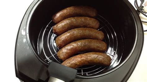 frozen hot dogs in air fryer hot italian sausage on the air fryer youtube