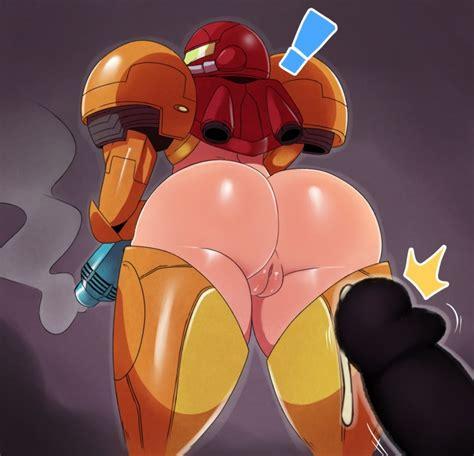 Samus Has A Bubble Butt Nerd Porn