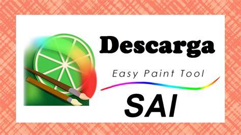paint tool sai que es 161 descarga paint tool sai paso a paso