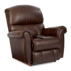 lazboy p10 701 briggs leather power rocker recliner