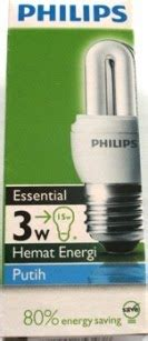 Simbat Philips 18 Watt Tanpa Lu lu 36 cv putra pundarika