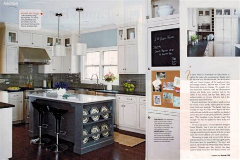 featured in remodel magazine a better homes and gardens