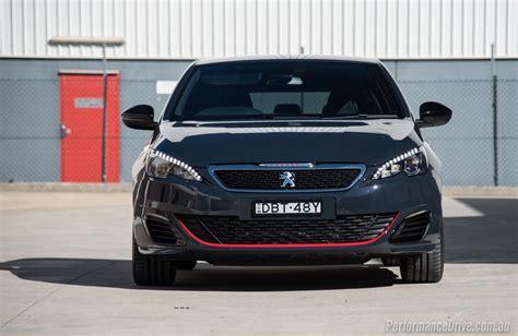 peugeot 308 gti 2016 2016 peugeot 308 gti 250 review performancedrive