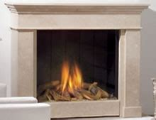 Faber Fireplaces by Limestone Marble Traditional Timber And Cast Iron