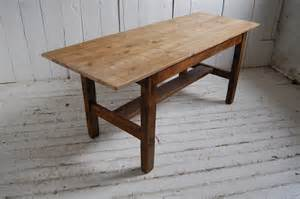 Wood Table Rustic Wooden Table Eastburn Country Furniture
