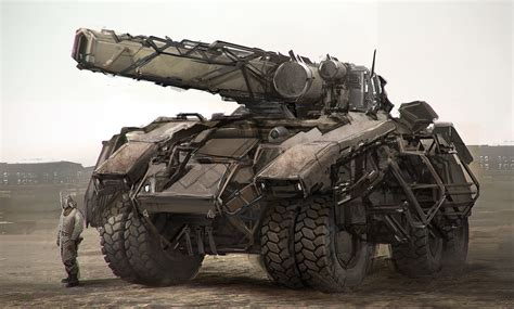 concept armored vehicle there there it s ok