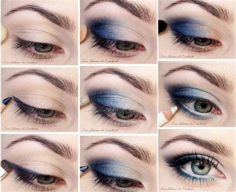 eyeliner types tutorial 7 types of eye makeup looks you should try tutorials