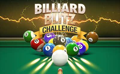 billiard blitz challenge sportovni hry  hry