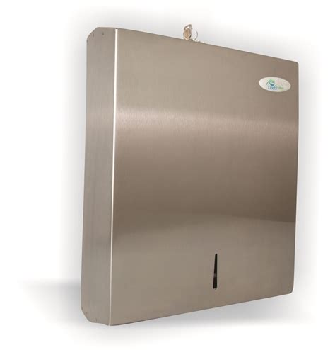 Folded Paper Towel Dispenser - stainless steel folded paper towel dispenser lindol hygiene
