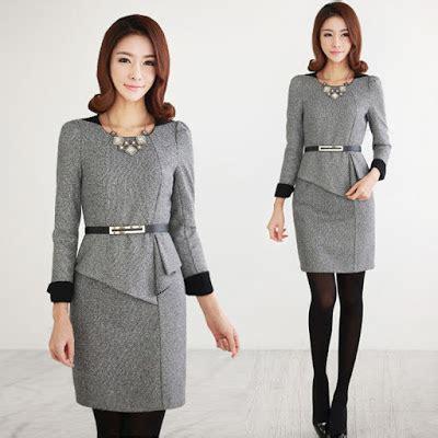 Skirt Murah Realpict Real Picture model baju kerja wanita yang mungkin pas untuk anda