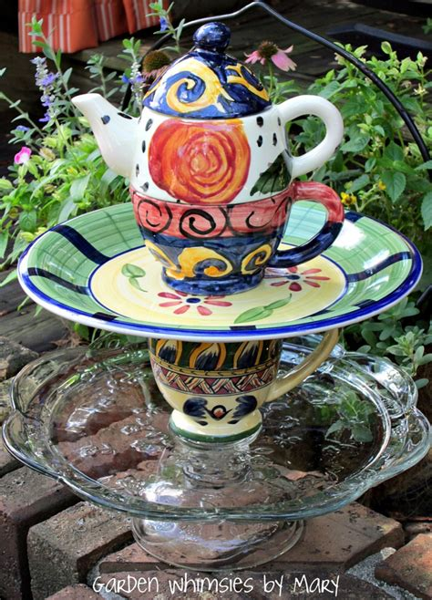 Garden Whimsies Yard by 137 Best Images About Teapot Totems On Gardens