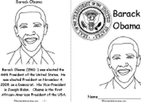 barack obama biography fact sheet biography printable books enchantedlearning com