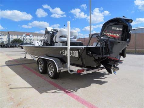 el pescador cat boat 2017 new el pescador 24 cat bay boat for sale 76 451