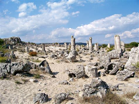 stone desert 7 natural features you never expected to find in bulgaria