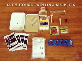 Interior Painting Supplies by How To Paint Your Home Interior Independent
