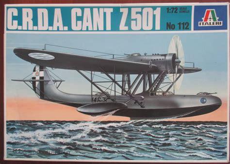 z501 flying boat italeri 1 72 crda cant z501 flying boat kit crda cant z