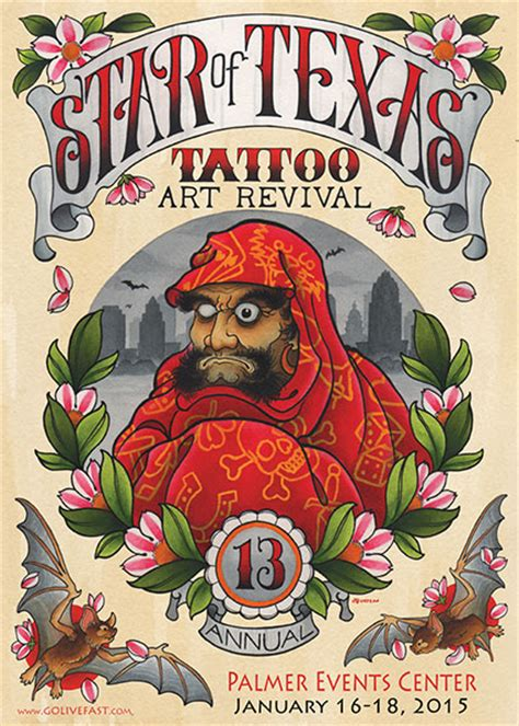 tattoo convention texas star of texas tattoo convention and guest artists
