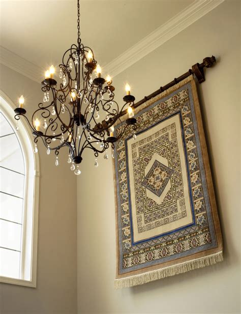 Extra Large Lantern Chandelier Glamorous Tapestry Wall Hangings Decoration Ideas For