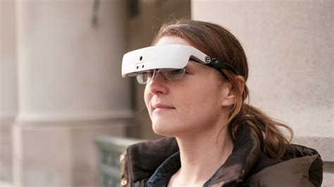 What Is The Legally Blind Prescription esight 3 is an augmented reality headset which helps the