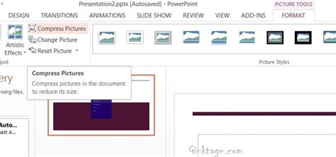 compress pdf to ppt powerpoint 2013 formatting pictures page 3 fileminimizer