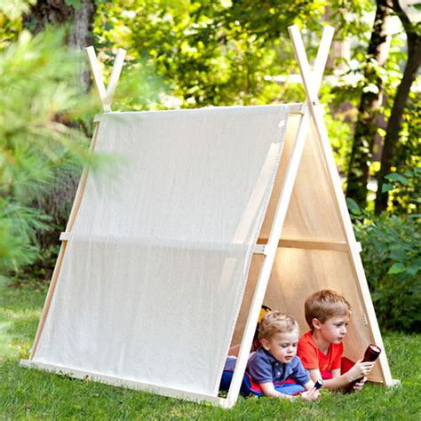 how to build a tent 10 cool diy play tents for your kids kidsomania