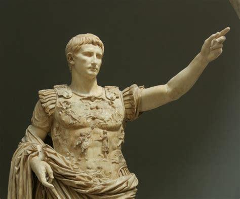 Caesar Biographie Augustus Caesar Gaius Octavius Biography