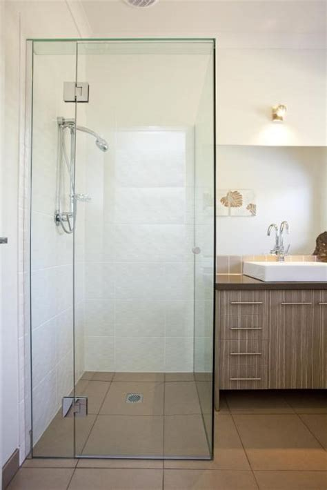 Corner Bath With Shower Enclosure shower screens perth