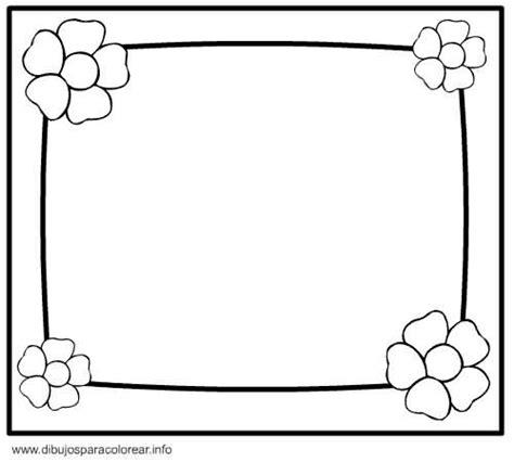 imagenes para dibujar un cuadro dibujos de marcos para dibujar imagui