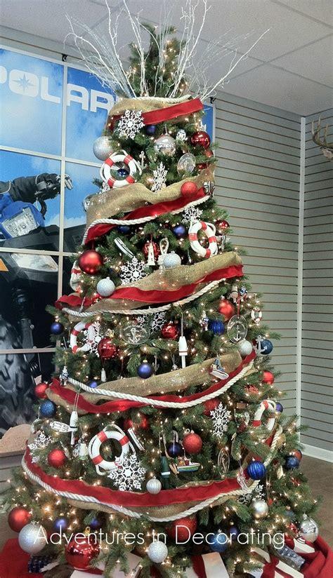 476 best coastal holiday decorating christmas trees