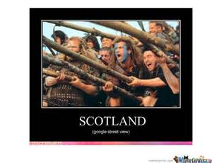 Meanwhile In Scotland Meme - meanwhile in scotland by recyclebin meme center