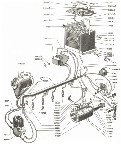 8n Ford Tractor 12 Volt Wiring Diagram Tractors Generator