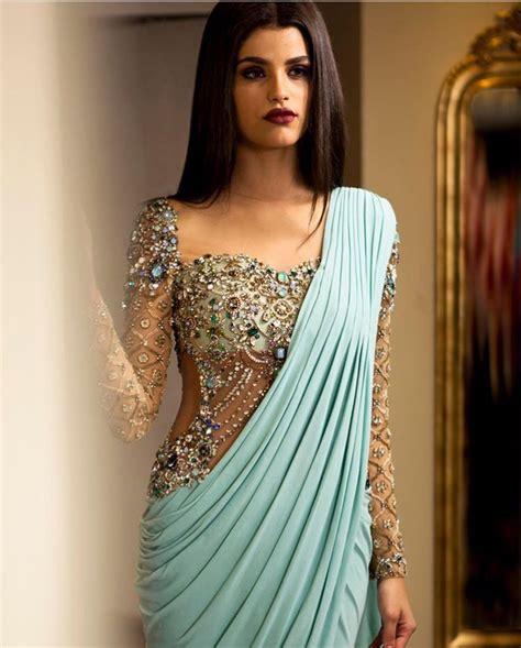 Hindie Blouse Hijao 55k sleeve saree look saree blouse designs and saree blouse